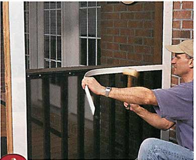 Do It Yourself Diy Screened Porch