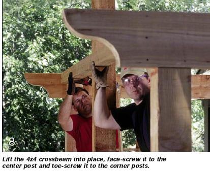 Photo 8 - Crossbeams