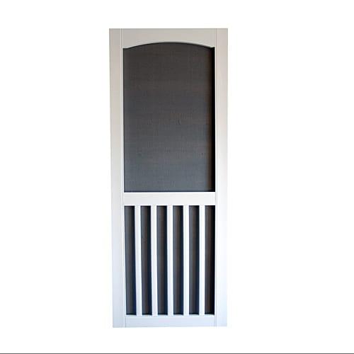 Solid Vinyl Screen Door Models | Screen Tight