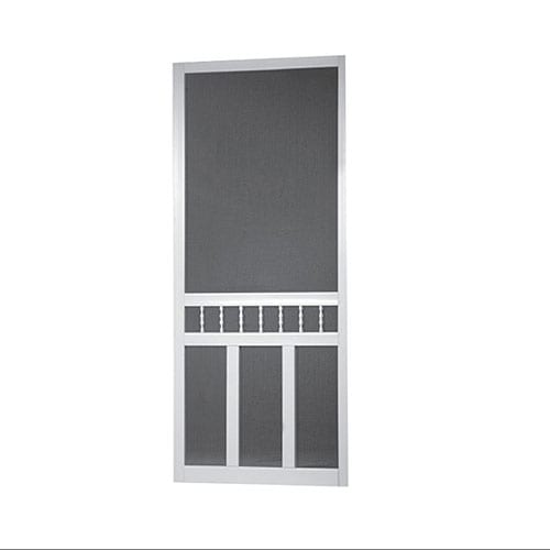 Solid Vinyl Screen Door Models Screen Tight