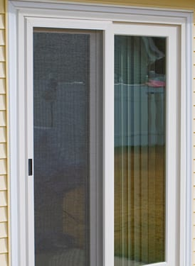 master piece sliding screen door installation tips