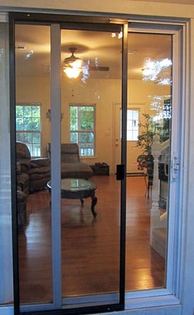Good Let The Outside In With One Of Screen Tightu0027s (use Registration Mark) Sliding  Patio Screen Door. The Dooru0027s Easy Installation And Smooth Gliding Make Our  ...