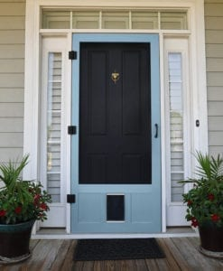 Chesapeake Medium Screen Door