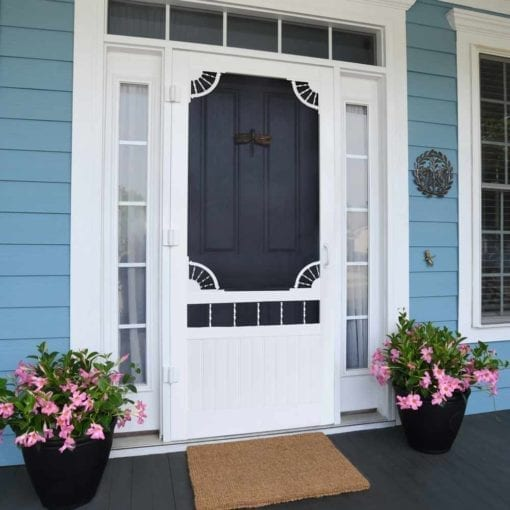 Laurel Bay Screen Door