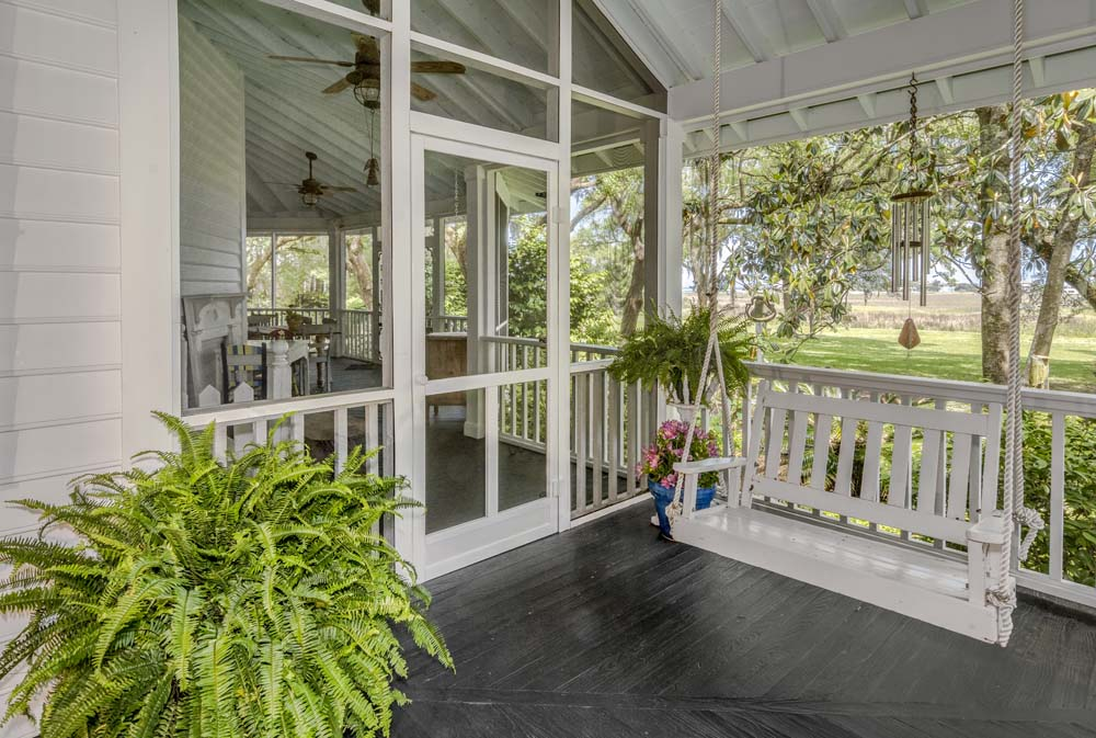 Screen Porch with Door & Screen Tight Porch Screening Systems and Screen Doors Pezcame.Com