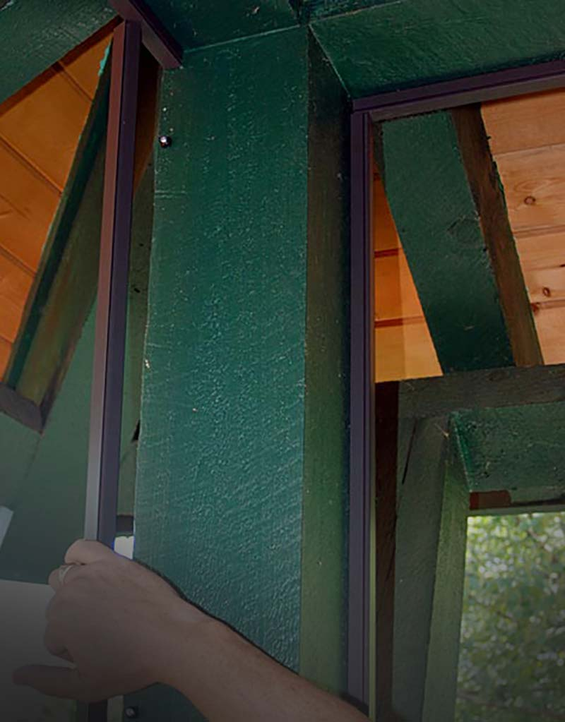 Screen Porch Systems And Screen Doors Screen Tight