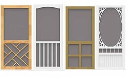 Screen Door Icon