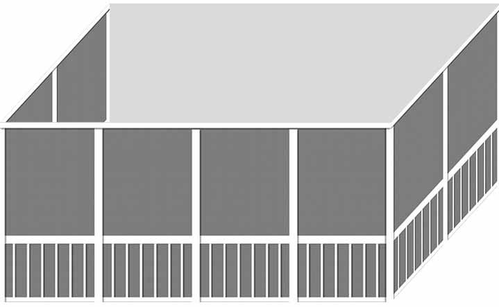 Screen Porch Icon