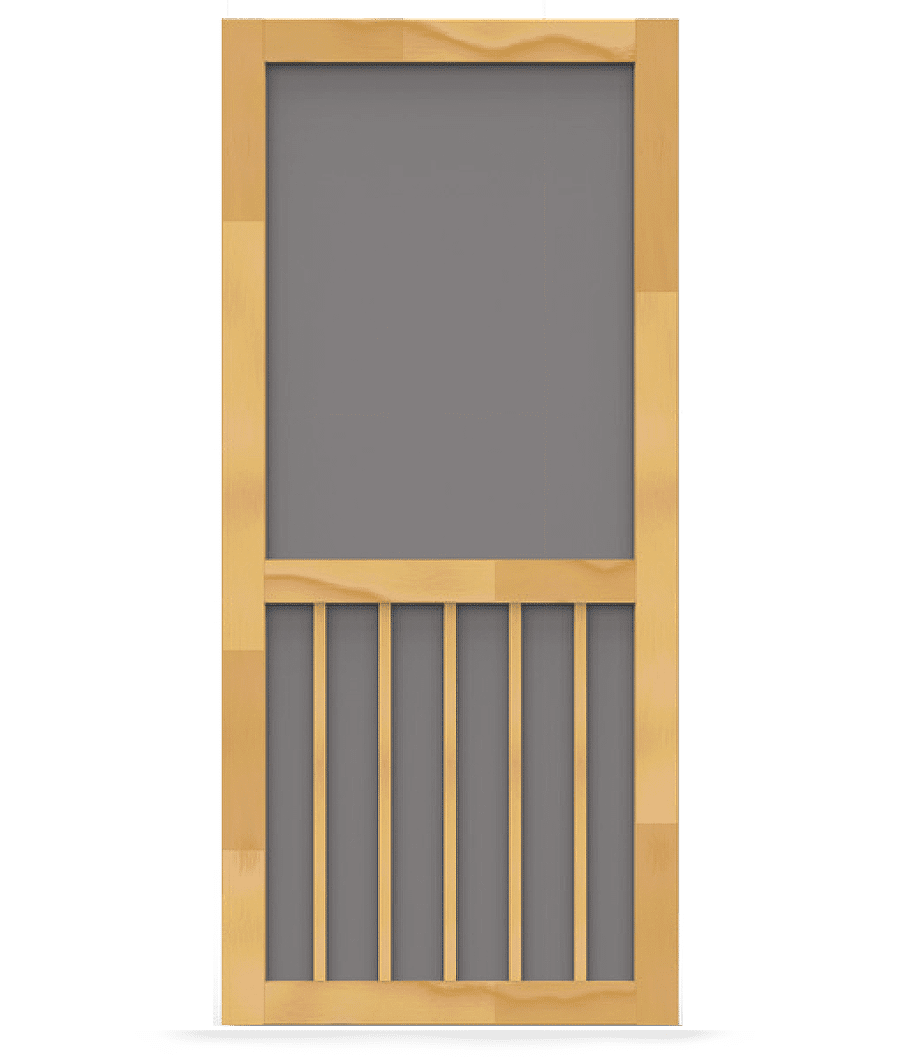 Five Bar Door