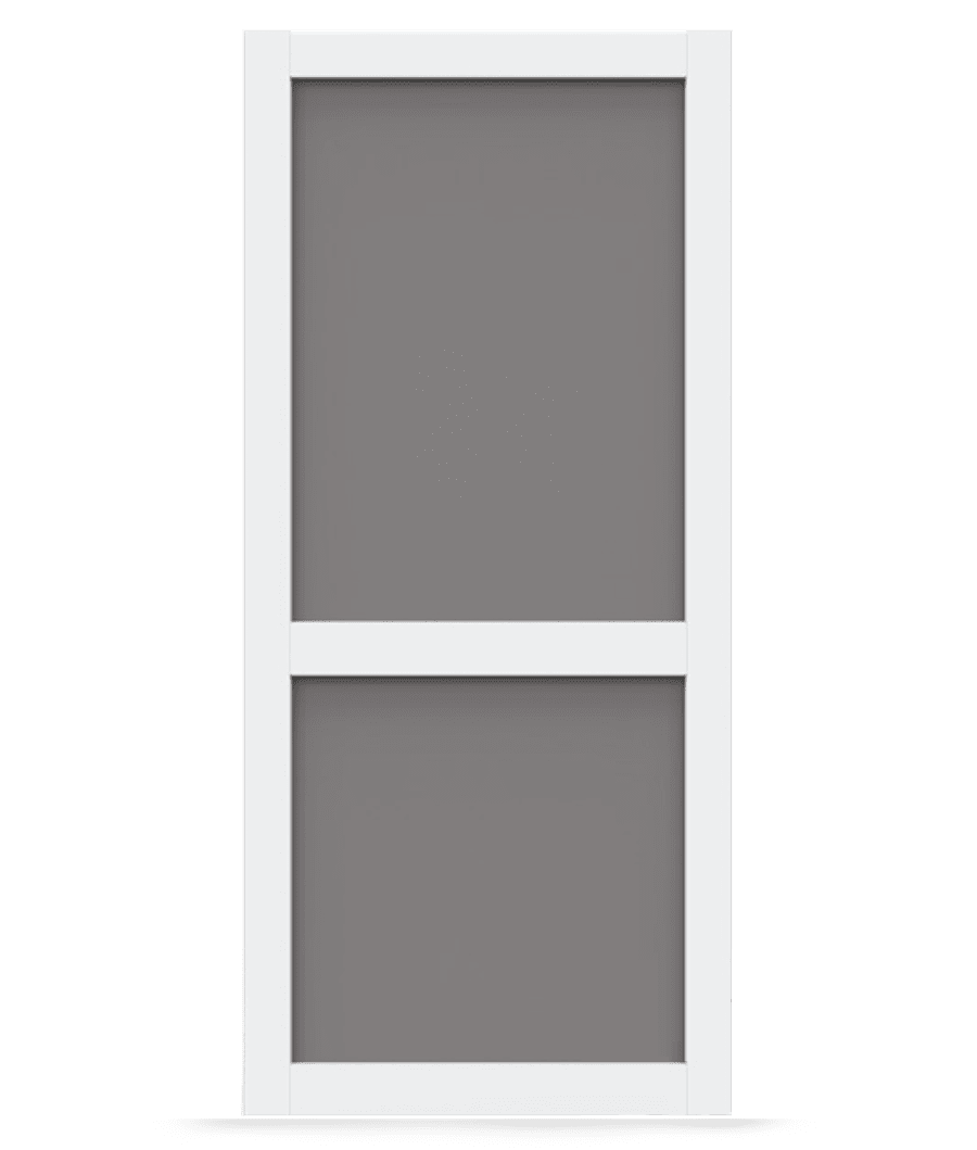 Vinylcraft Solid Vinyl Screen Door Screen Tight