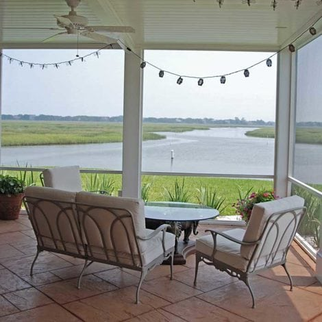 marsh screen porch