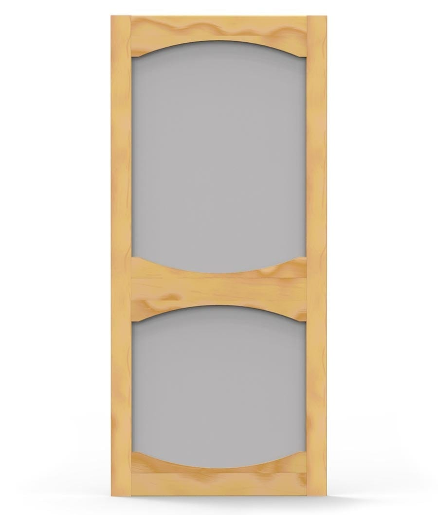Arch Trim Woodcraft Door Screen Tight