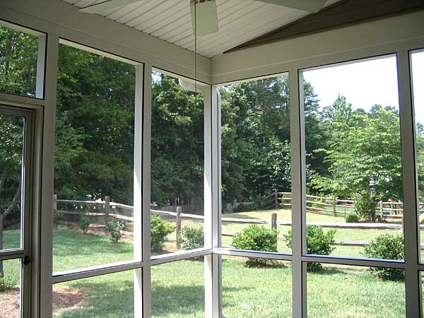 Screen Tight Screen Porch Systems Amp Screen Doors