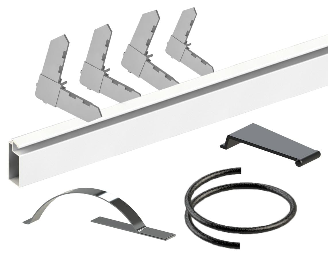 Screen Frame Kit Parts