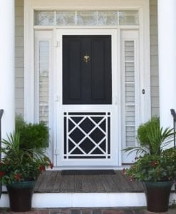 St Augustine Screen Door