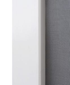 Waccamaw White Vinyl Screen Door Screen Tight