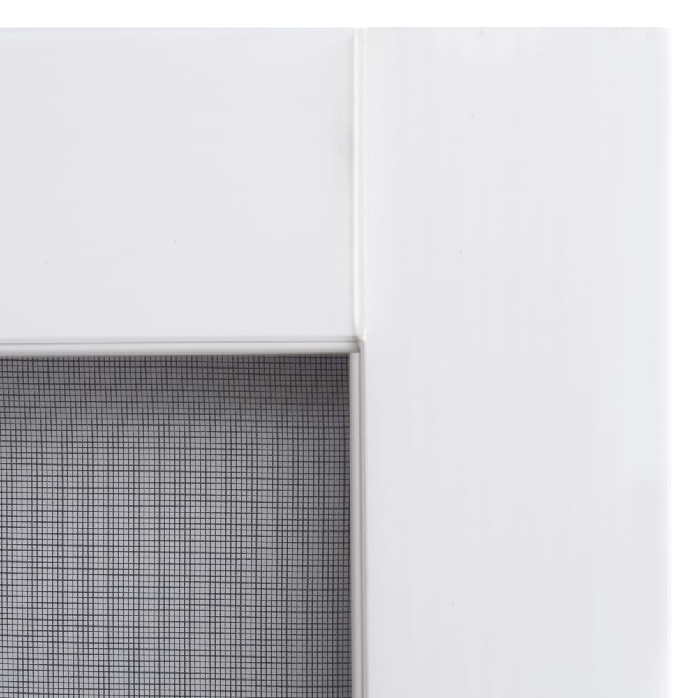 Screen Tight SDHWT Heavy-Duty Storm Door Hardware Kit White