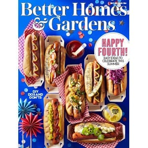 Better Homes and Gardens July 2019