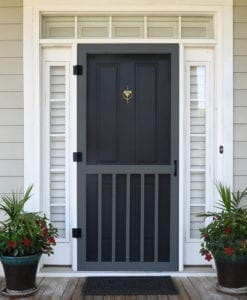 Five Bar Screen Door
