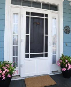Prarieview Screen Door