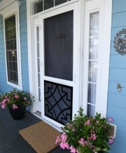 Belle Screen Door Insert