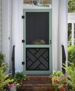 Chippendale Screen Door