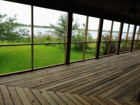 Open Water Views MeshGuard