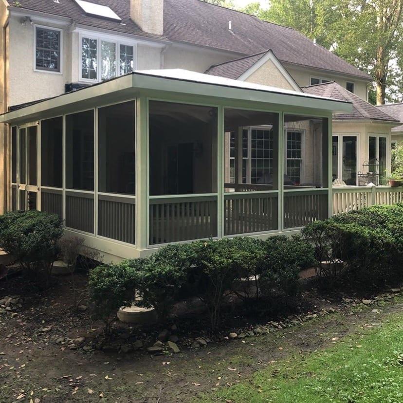 Screen Porch in Pennsylvania