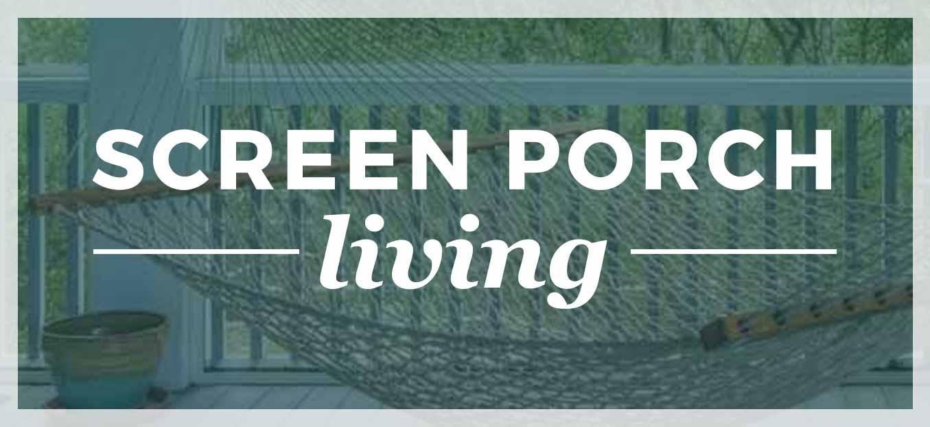 Screen Porch Living Logo