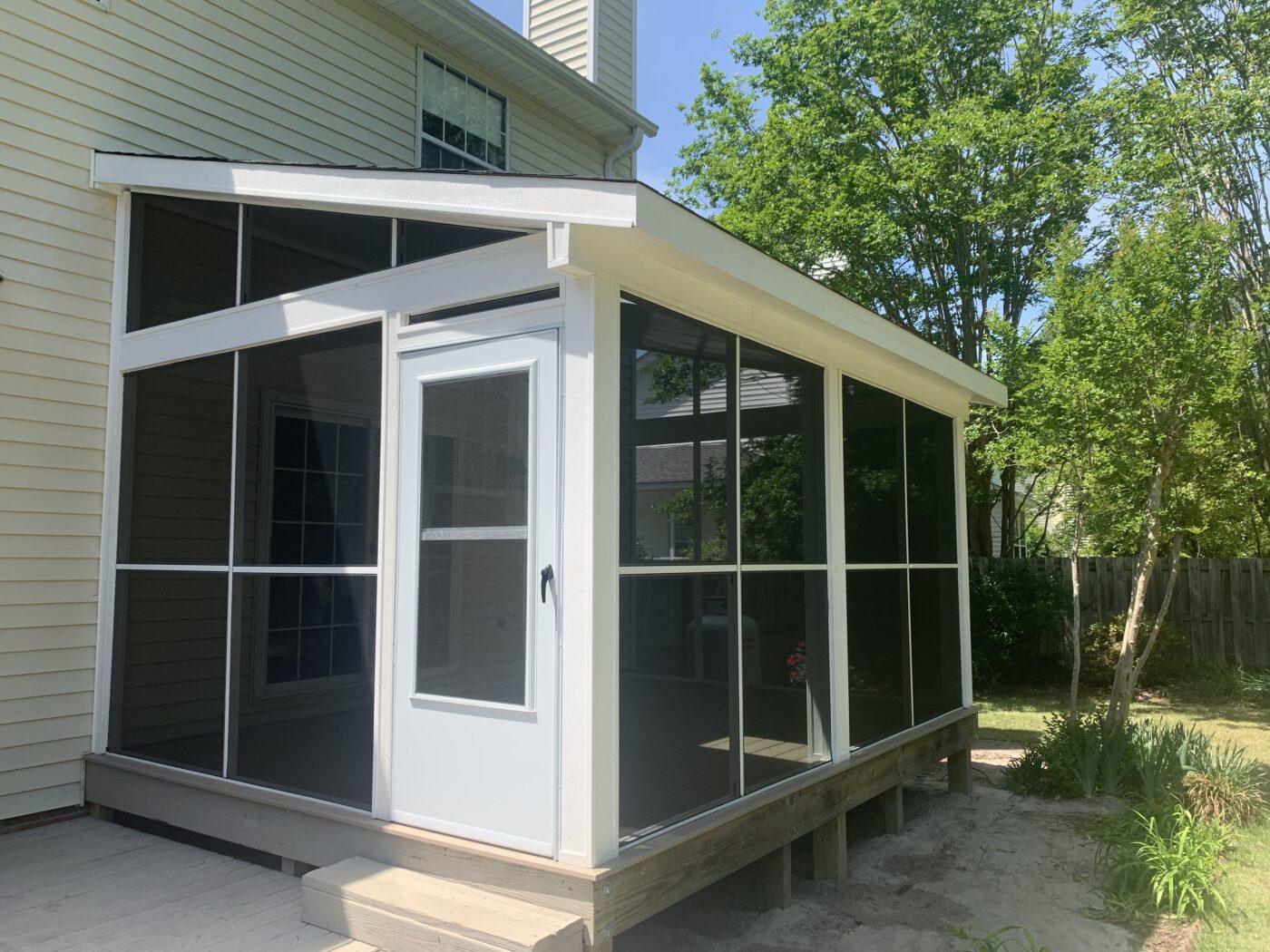 Wilmington Screen Porch Project
